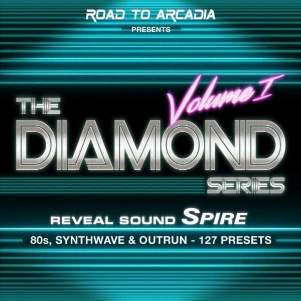 Diamond Series Vol.1 For SPIRE SBF TZ Group | Images From Magesy® R Evolution™