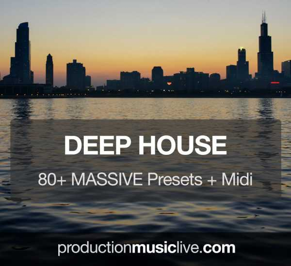 Massive Presets Vol.1 Deep House NMSV TZ Group | Images From Magesy® R Evolution™