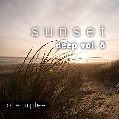 Sunset Deep and Vocals Vol.5 WAV MiDi TZ Group | Images From Magesy® R Evolution™
