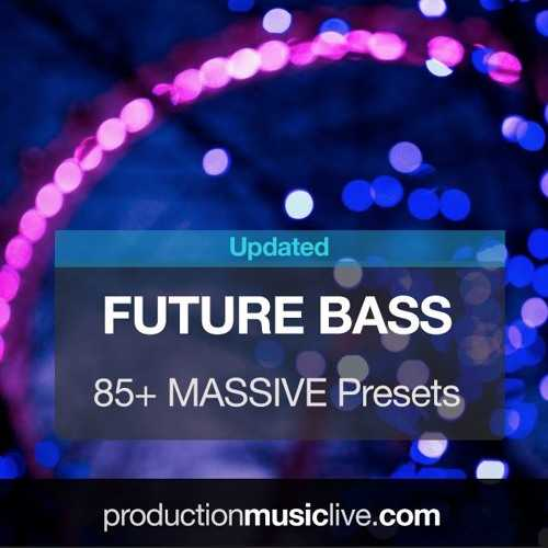 Massive Presets Vol.8 Future Bass NMSV TZ Group | Images From Magesy® R Evolution™