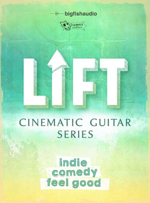 LIFT Cinematic Guitar Series MULTiFORMAT | Images From Magesy® R Evolution™