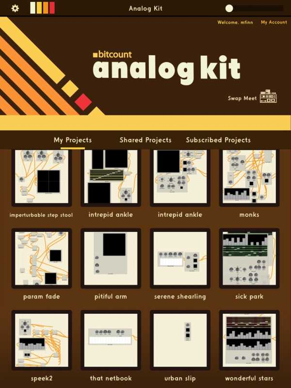 Analogkit v1.0.2 iOS | Images From Magesy® R Evolution™