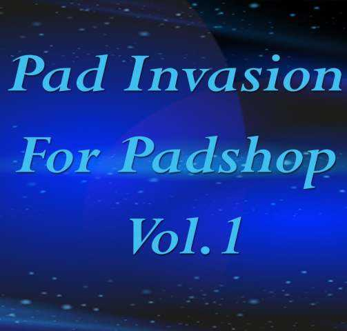 Pad Invasion For Padshop Vol.1 TZ Group | Images From Magesy® R Evolution™