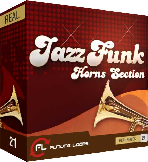 Jazz Funk Horns Section WAV | Images From Magesy® R Evolution™
