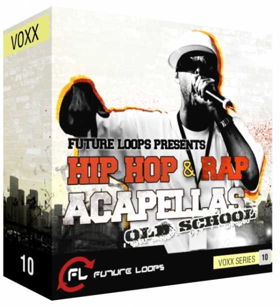 Hip Hop and Rap Acapellas Old School WAV MAGNETRiXX | Images From Magesy® R Evolution™