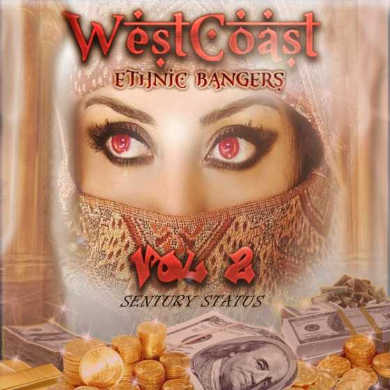 West Coast Ethnic Bangers Vol.2 WAV MiDi DISCOVER | Images From Magesy® R Evolution™