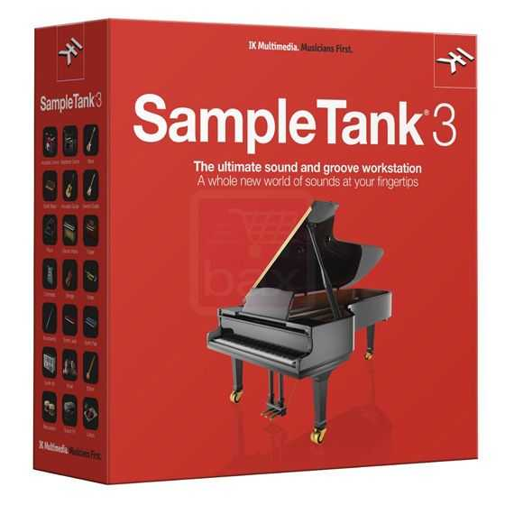 SampleTank 3 v3.7.3 and CONTENT WiN MAC R2R | Images From Magesy® R Evolution™