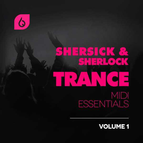 Trance MIDI Essentials Vol.1 MULTiFORMAT   Images From Magesy® R Evolution™