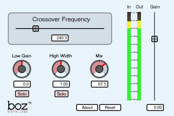 Mongoose v1.1.1 VST2 VST3 RTAS AAX x86 x64 WiN HY2ROG3N | Images From Magesy® R Evolution™