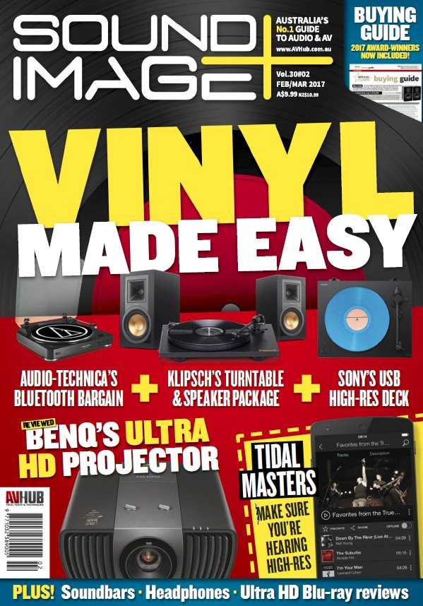 Sound + Image   February March 2017 | Images From Magesy® R Evolution™