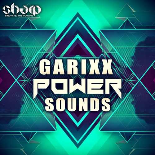 Garixx Power Sounds WAV MiDi SYLENTH1 MASSiVE | Images From Magesy® R Evolution™