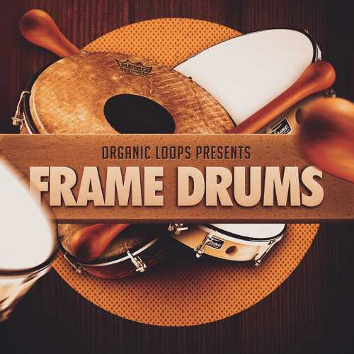 Frame Drums MULTiFORMAT | Images From Magesy® R Evolution™