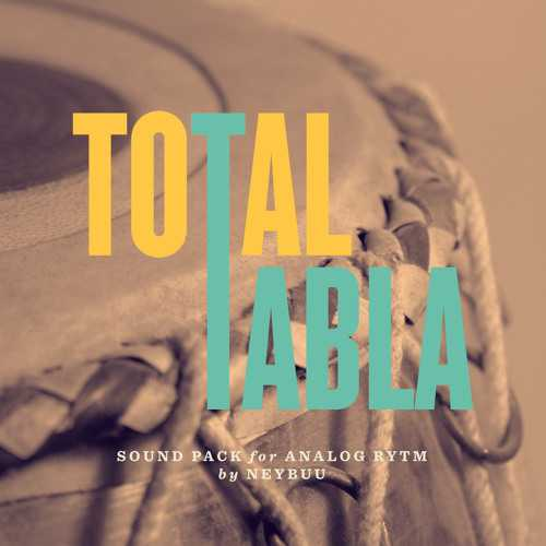 Total Tabla Sound Presets For Analog Rytm WAV SYX | Images From Magesy® R Evolution™