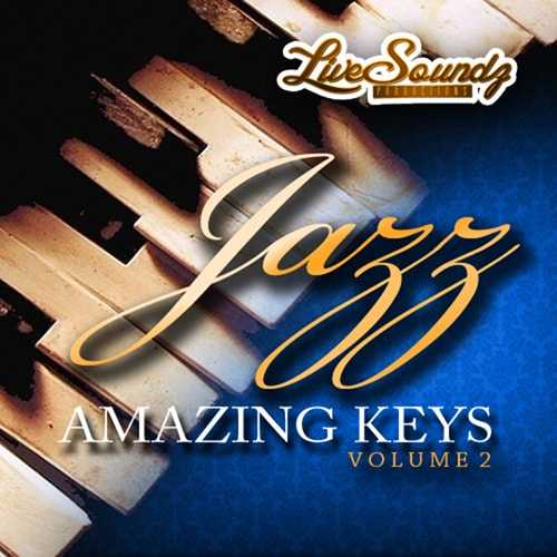 Jazz Amazing Keys Vol.2 MULTiFORMAT | Images From Magesy® R Evolution™