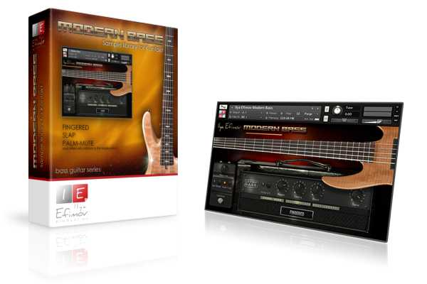 Modern Bass KONTAKT | Images From Magesy® R Evolution™
