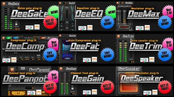 D.A Plugins Bundle v2019.10 WiN R2R | Images From Magesy® R Evolution™