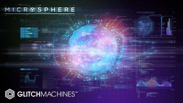 Microsphere v1.0 ALP SYNTHiC4TE | Images From Magesy® R Evolution™