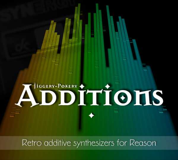 Additions Additive Synths Reason REFiLL   Images From Magesy® R Evolution™