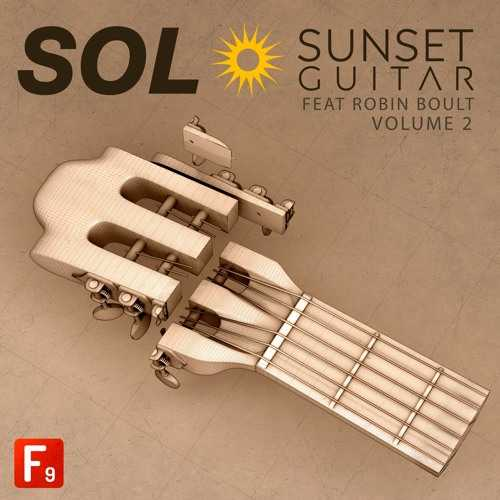 SOL Vol.2: Sunset Guitar DELUXE MULTiFORMAT | Images From Magesy® R Evolution™