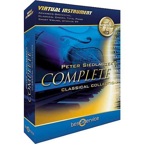Complete Classical Collection KONTAKT | Images From Magesy® R Evolution™