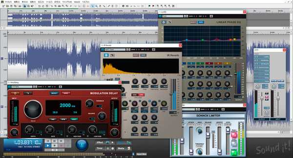 Internet Sound it! v8.02.9 WiN x86 x64 R2R   Images From Magesy® R Evolution™