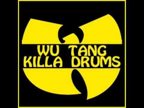 WU TANG CLAN (The RZA Drum Library) | Images From Magesy® R Evolution™