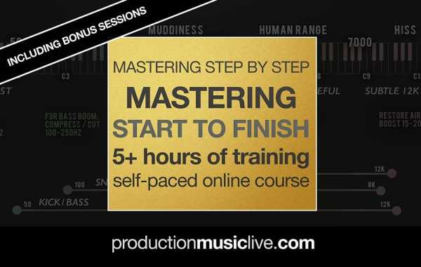 Mastering from Start To Finish TUTORiAL | Images From Magesy® R Evolution™