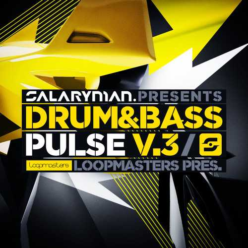 Drum and Bass Pulse Vol.3 MULTiFORMAT | Images From Magesy® R Evolution™