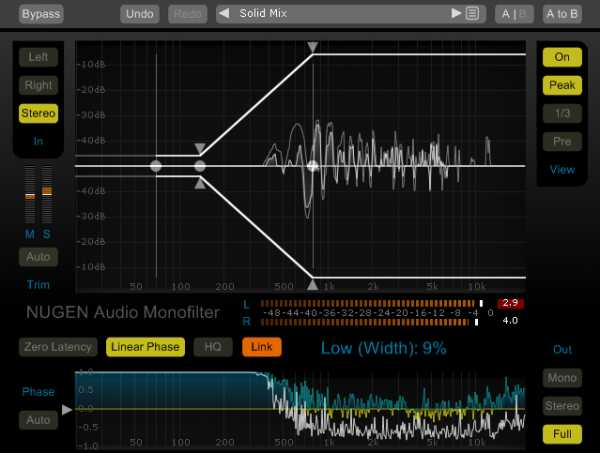 Monofilter 4.2.0.0 AAX AU VST VST3 RTAS WiN MAC R2R | Images From Magesy® R Evolution™