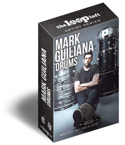 M.Guiliana Drums MULTiFORMAT | Images From Magesy® R Evolution™