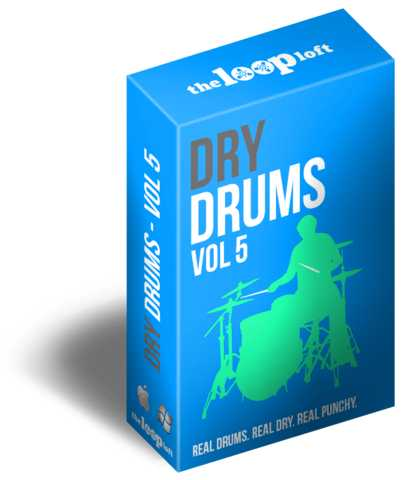 Dry Drums Vol.5 MULTiFORMAT | Images From Magesy® R Evolution™