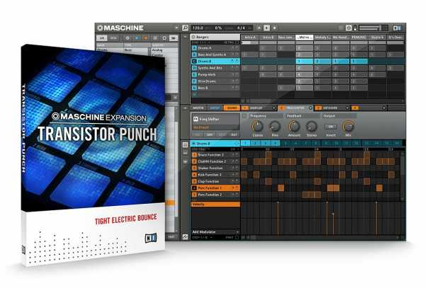 Transistor Punch v1.1.1 WiN MAC MASCHiNE EXPANSiON | Images From Magesy® R Evolution™