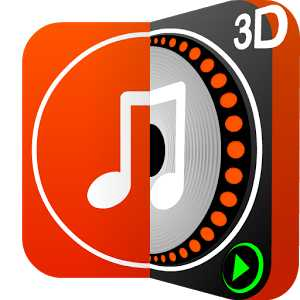 DiscDj 3D Music Player v3.0.0.1 ANDROiD | Images From Magesy® R Evolution™