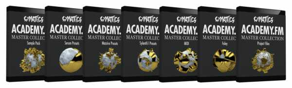 Academy The Master Collection MULTiFORMAT | Images From Magesy® R Evolution™