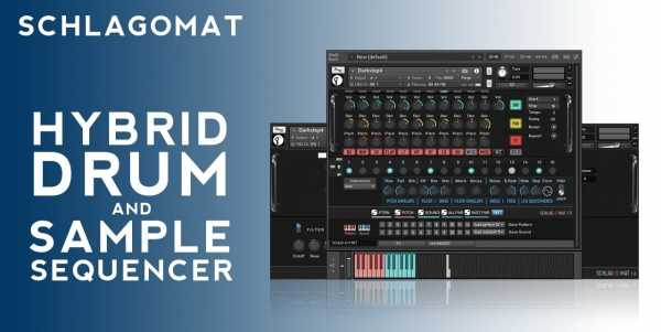 Schlagomat KONTAKT SYNTHiC4TE   Images From Magesy® R Evolution™