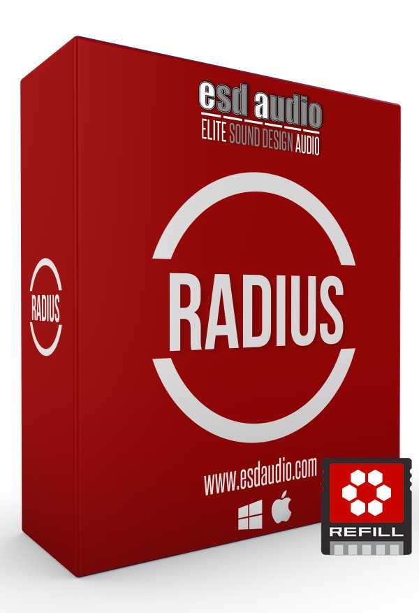 Radius REFiLL | Images From Magesy® R Evolution™
