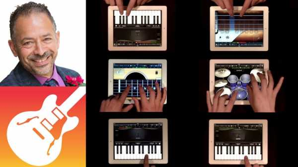 Learn how to Create Great Songs in GarageBand for iPad | Images From Magesy® R Evolution™