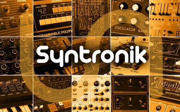 Syntronik v1.2.0 WiN MAC R2R | Images From Magesy® R Evolution™
