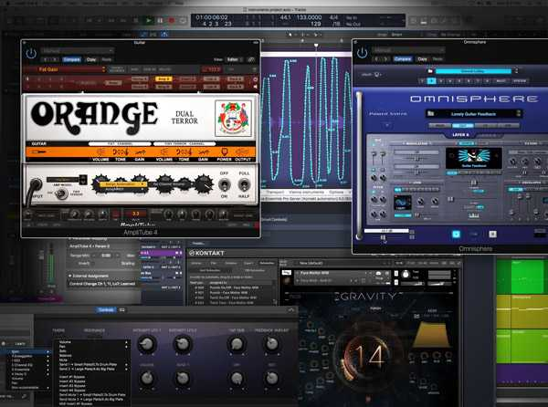 Logic Pro X 3rd Party Plug in Mapping with Smart Controls   Images From Magesy® R Evolution™
