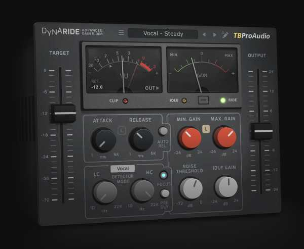 DynaRide v1.1.6 AAX AU RTAS VST VST3 x86 x64 WiN MAC R2R | Images From Magesy® R Evolution™