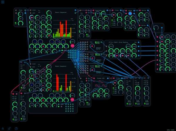 Audulus 3 v3.5.1 MAC OSX TNT | Images From Magesy® R Evolution™
