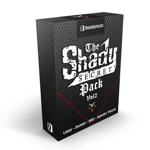 The Shady Secret Pack Vol.2 MULTiFORMAT | Images From Magesy® R Evolution™