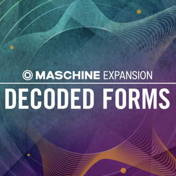 Decoded Forms MASCHiNE EXPANSiON WiN MAC | Images From Magesy® R Evolution™