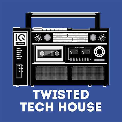 Twisted Tech House WAV | Images From Magesy® R Evolution™
