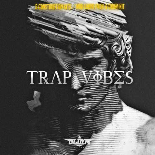 Trap Vibes WAV MiDi SYLENTH1   Images From Magesy® R Evolution™