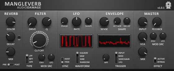 Mangleverb v1.0.1 WiN MAC RETAiL SYNTHiC4TE | Images From Magesy® R Evolution™
