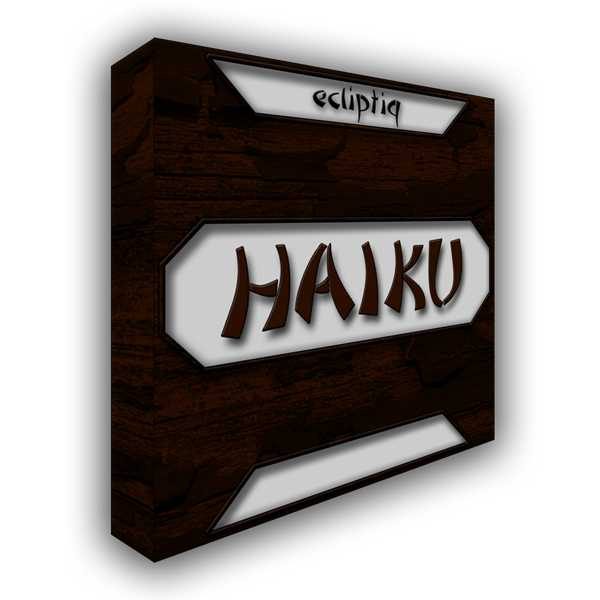 Haiku KONTAKT SYNTHiC4TE | Images From Magesy® R Evolution™