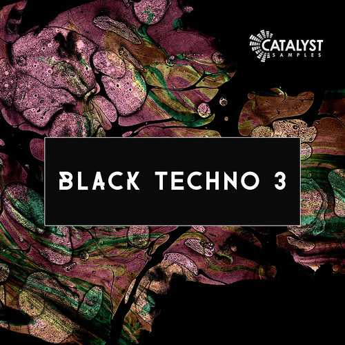Black Techno 3 WAV SYLENTH1   Images From Magesy® R Evolution™