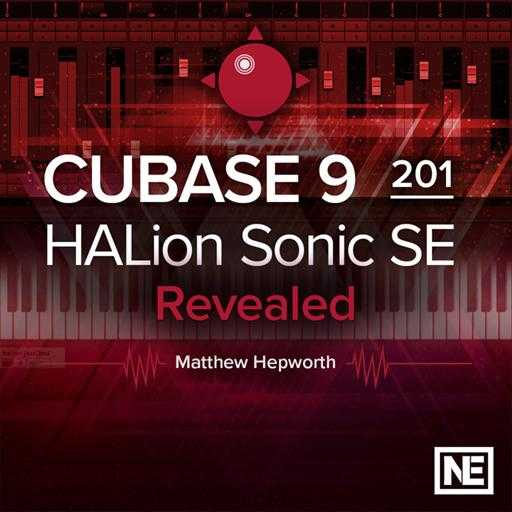 HALion Sonic SE Revealed Cubase 9 TUTORiAL SYNTHiC4TE   Images From Magesy® R Evolution™