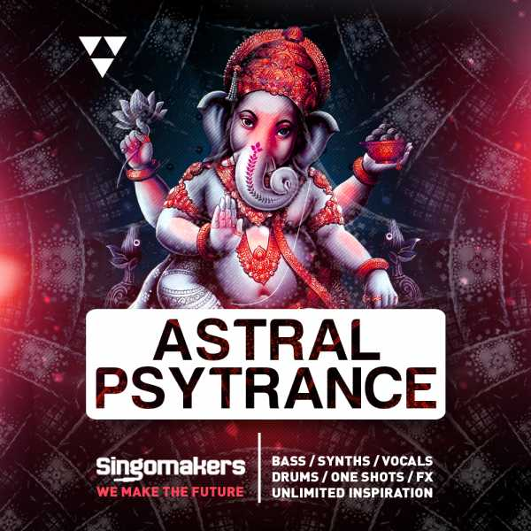Astral Psytrance MULTiFORMAT | Images From Magesy® R Evolution™